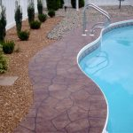 Stamped Concrete Overlay | Chardon Ohio