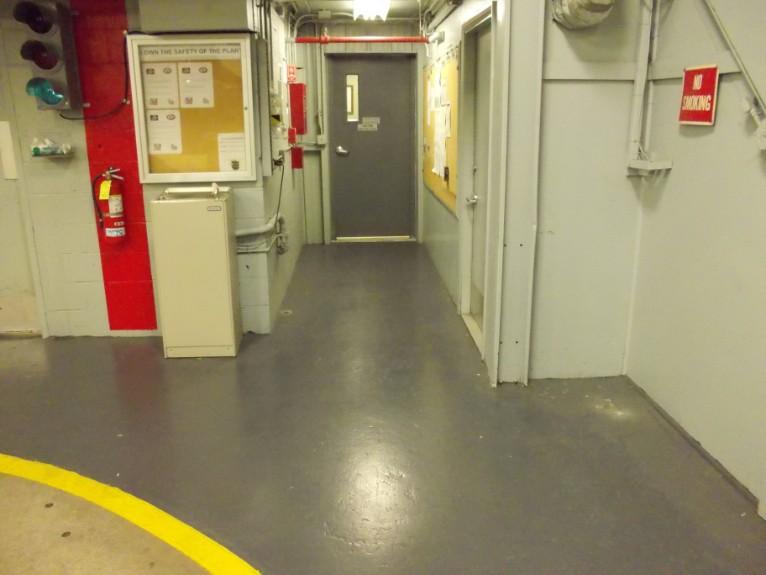 Resinous Flooring | Geauga Coatings
