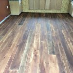 Rustic Wood Concrete Flooring | Chardon Ohio