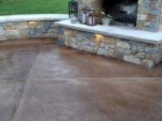 Stained Concrete | Chardon Ohio