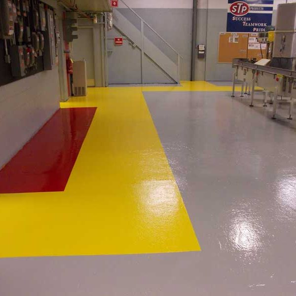 Resinous Flooring Cleveland Ohio